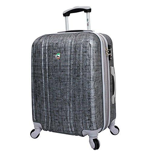 mia-toro-macchiolina-abrasa-hardside-24-inch-spinner-grey-one-size