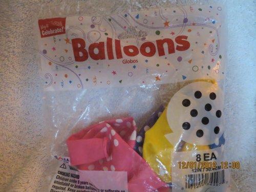 Polk-a-dot Balloons - 1
