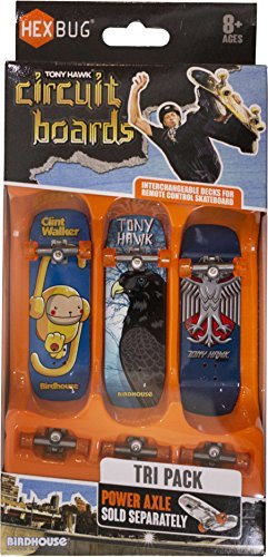 "Tony Hawk Circuit Boards Tri Pack (""NOT"" Randomly Picked) - Set 2 - 1"