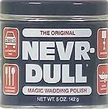 "George Basch N/D ""Never-Dull"" Magic Wadding Polish 5 Oz"