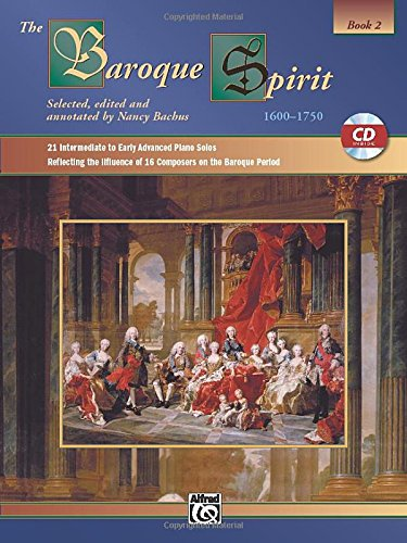 The Baroque Spirit, Bk 2: Book & CD (Spirit Series)