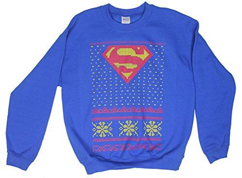 Superman Ugly Christmas Sweater