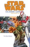 img - for Star Wars: Clone Wars Volume 5: The Best Blades: Best Blades v. 5 (Star Wars: Clone Wars (Graphic Novels)) book / textbook / text book