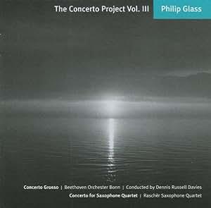 Philip Glass: The Concerto Project Vol.III