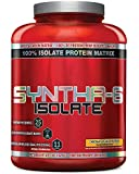 BSN SYNTHA-6 ISOLATE Protein Powder, Chocolate Peanut Butter, 4.02 lb (48 servings)