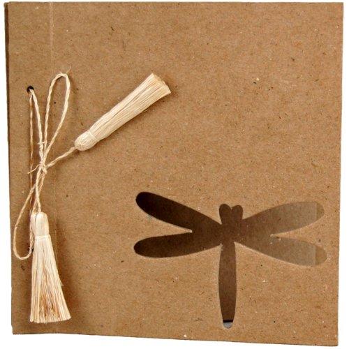 cartapesta-crafts-paese-dellalbum-di-amore-a-forma-di-libellula-paper-mache