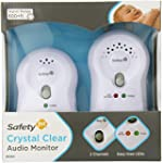 Safety 1st Crystal Clear Audio Monito...