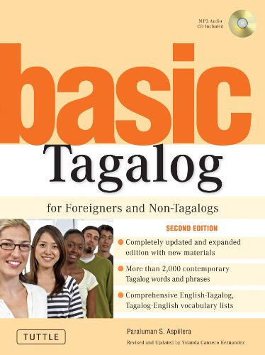 Basic Tagalog for Foreigners and Non-Tagalogs: (MP3 Audio...