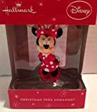 Hallmark Disney Collection Minnie Mouse Red Christmas Ornament 2014