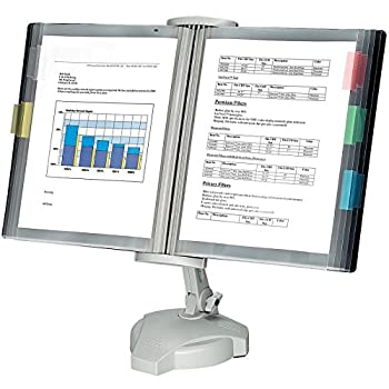 Fellowes Desktop Reference Rack (22300)