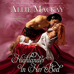 Highlander in Her Bed Audiobook