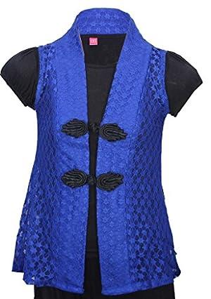 Romano Girl's Beautiful & Classy Blue Top
