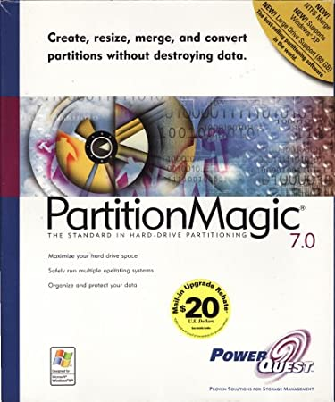 Partition Magic 7.0