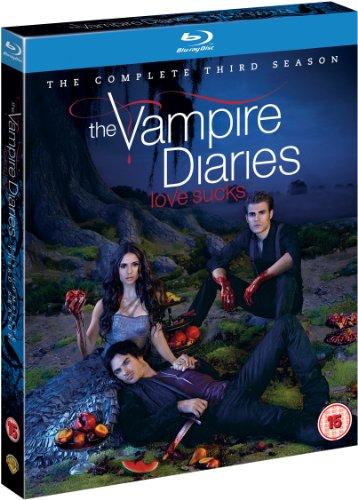 The Vampire Diaries - die komplette dritte Staffel [Blu-ray + Digital Copy] ] [Alemania] [Blu-ray]