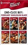 One-Click Buy: February Harlequin Blaze
