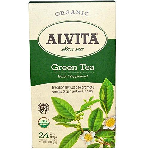 Alvita - Chinese Green Tea (Plain), 30 Bag [Health And Beauty]