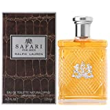Ralph Lauren Safari Eau de Toilette for Men 125 ml