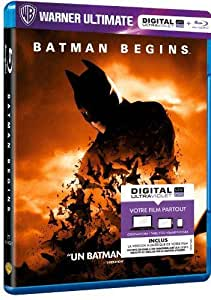 Batman Begins [Warner Ultimate (Blu-ray + Copie digitale UltraViolet)]