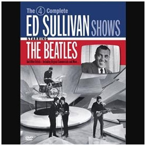 The Four Complete Historic Ed Sullivan Shows feat. The Beatles (2 Discs) [DVD] [2010]