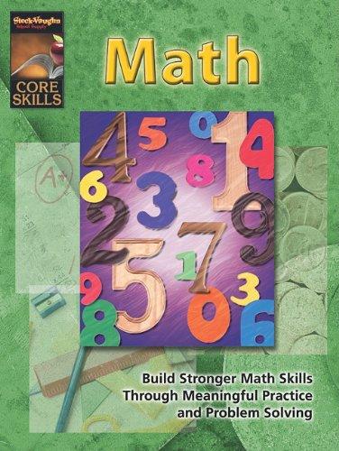 Core Skills: Math: Reproducible Grade 4 (Core Skills Mathematics)