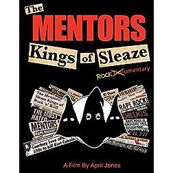 Mentors - Kings Of Sleaze Rockumentary