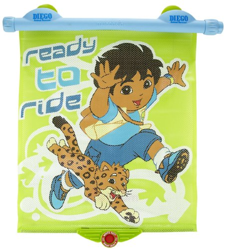 Go, Diego Go! White Hot Safety SunBlock Shade