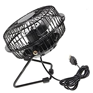 "Cash back for  5"" Cooling Mini Fan"