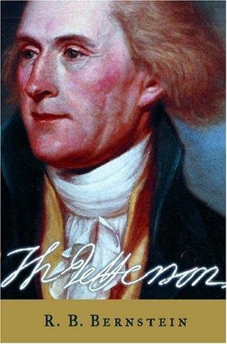 Thomas Jefferson, RICHARD B. BERNSTEIN