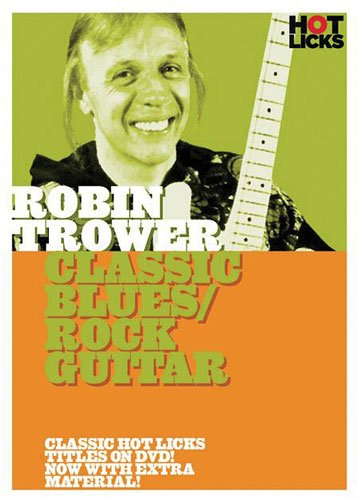 Robin Trower - Guitar Hot Licks(VHSrip)forJAN