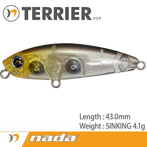 nada(ナダ) NADA TERRIER (SS) クリアナダ 34063の商品画像