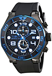 Invicta Men's 17816 Pro Diver Analog Display Japanese Quartz Black Watch