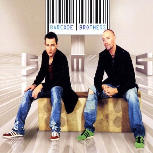 Barcode Brothers - These Boots Are Made For Walking / Fistful Of Barcode