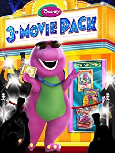 Barney: 3–Movie Pack