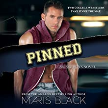 Pinned (       UNABRIDGED) by Maris Black Narrated by Chris Patton