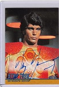 Star Trek TOS Tony Young A67 Autograph Card