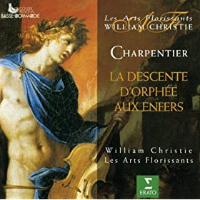 "Charpentier : La descente d'Orph�e aux enfers : Act 2 ""Je c�de, je me rends"" [Pluton]"