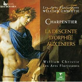 Charpentier : La descente d'Orph�e aux enfers