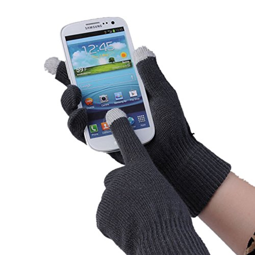 Ayliss® Warm Capacitive Touch Screen Gloves Texting Stretch For Smart Phone
