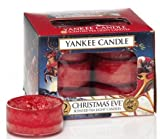 Yankee Candle 12 Pack Tea Lights Christmas Eve