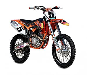 buy ktm 450 sx f 5 ryan dungey red bull 1 18 motorcycle. Black Bedroom Furniture Sets. Home Design Ideas