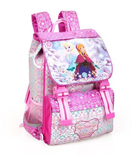 Disney Frozen - Zaino Scuola Estensibile
