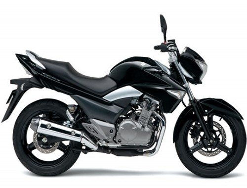SUZUKI GSR250 GJ55D ブラック 250cc 国内モデル・新車乗出し価格 2013年式