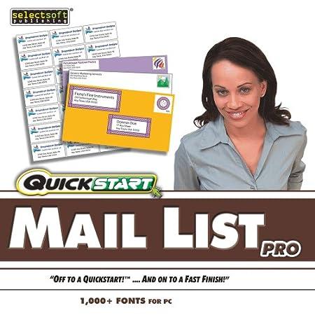 Quickstart: Mail List Pro [Download]