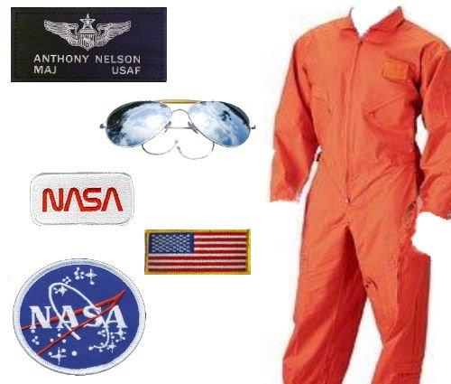 USAF-NASA Maj Nelson