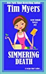 Simmering Death (The Slow Cooker Cozy Mysteries)