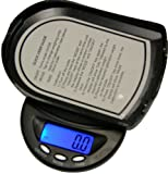 51v08 p15SL. SL160  EX 500 Black Digital Coin/Jewelry Pocket Scale 500 gm Weighmax