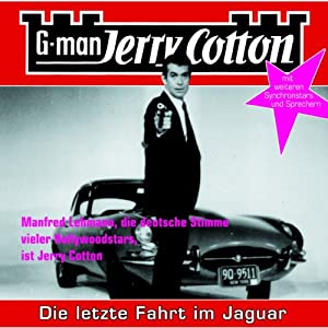 Die letzte Fahrt im Jaguar (Jerry Cotton 5) Hörspiel