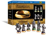 The Lord of the Rings: The Motion Picture Trilogy - Extended Edition (With Collectible 6-Character Trilogy Figurine Set) [Blu-ray]