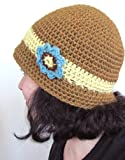 Esther Cloche Hat Crochet Pattern