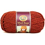 Lion Brand Yarn Company 1-Piece Wool-Ease Thick and Quick, Spice